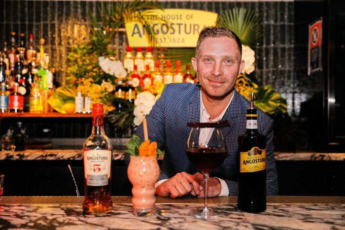 Rohan Massie Australia  700x467 These are the nine Angostura Global Cocktail Challenge 2020 finalists with their winning rum cocktail recipes