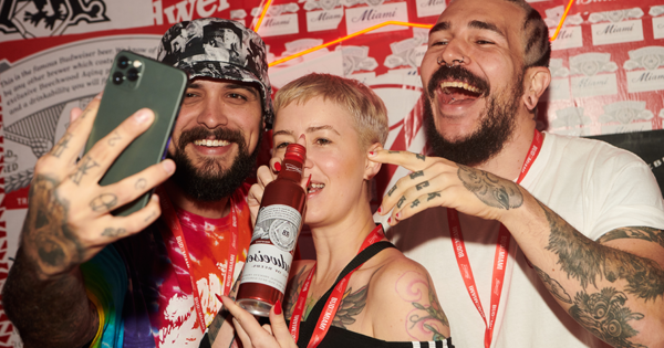Budweiser Invites 200 Influencers To Budxhotel photo