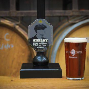 Thornbridge Brewery Makes 'only Legitimate' Peaky Blinders Beer photo