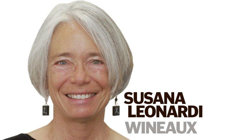 Susana Leonardi: Musings On Words, Wine And Good Company photo