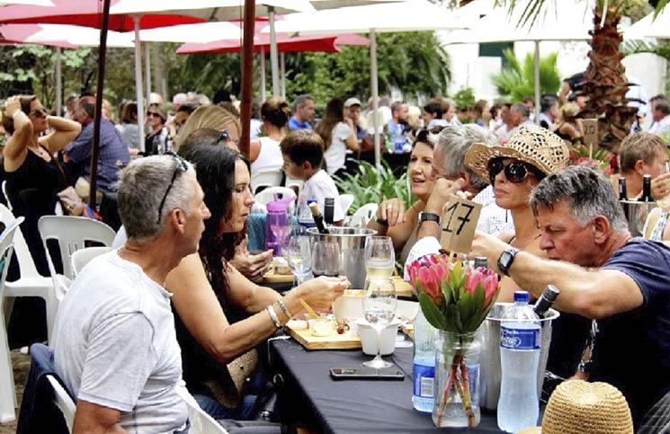 Enjoy The Annual Harvest Festival At Muratie Wine Estate photo