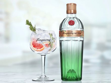 Tanqueray Unveils Citrus Heart Edition, Gtr Exclusive Launch photo