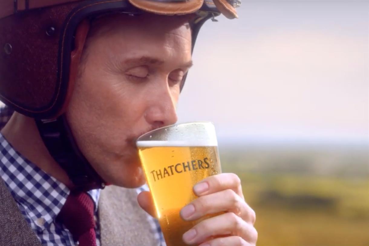 Mccann Bristol Wins Ad Account For Somerset Cider Brand Thatchers photo