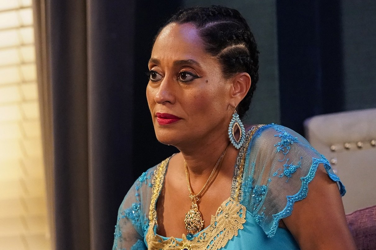 """Tracee Ellis Ross Flaunts Flesh-colored Bodysuit In Shower With Vodka, """"yasss"""" photo"""