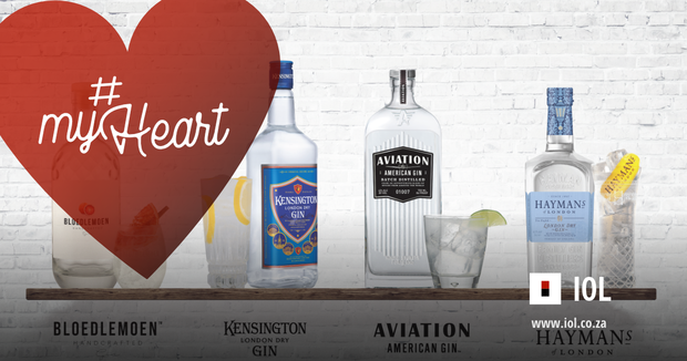 Win Truman & Orange's Extraordinary And Fabulous Gin Collection In Iol's #myheart Competition photo