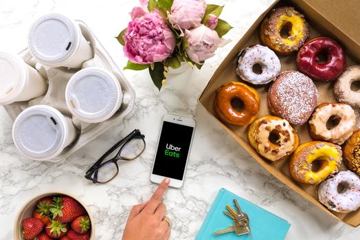 Uber Eats Shares Desserts To Try This Valentine's Day photo