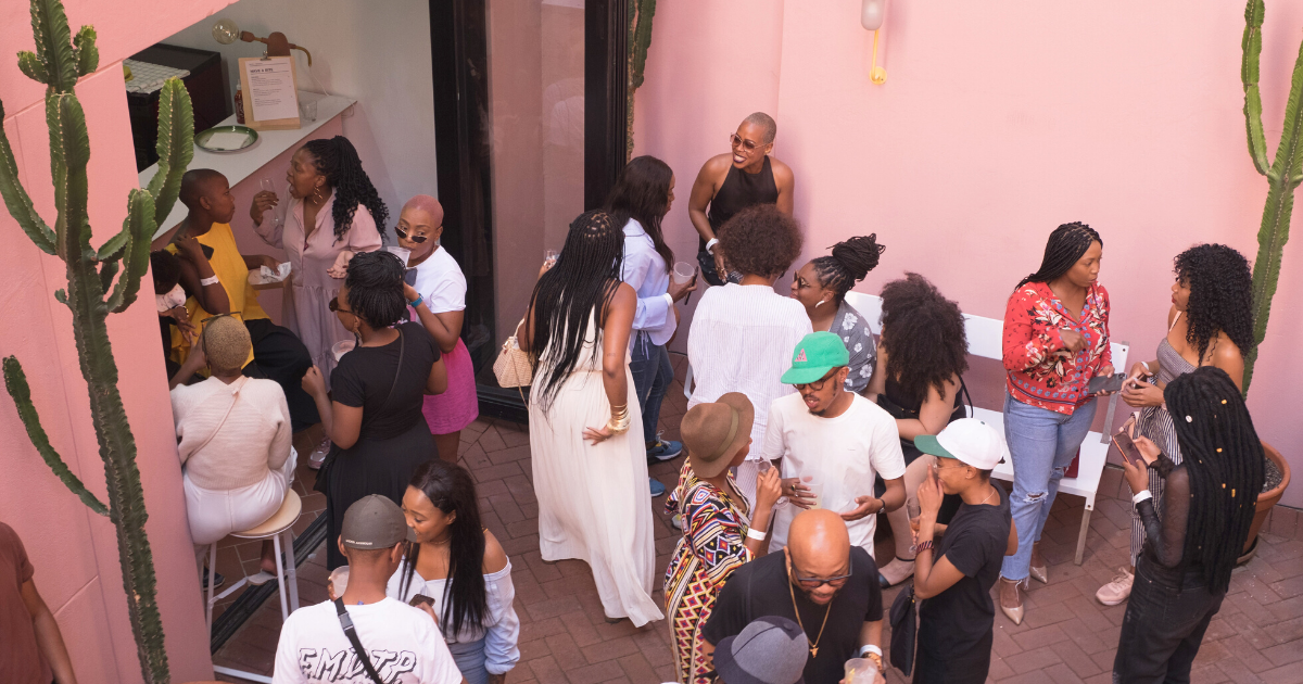Braamfontein's Newest Brunch Party Aims To House Joburg's Melting Pot Of Culture & Creativity At 99 Juta photo