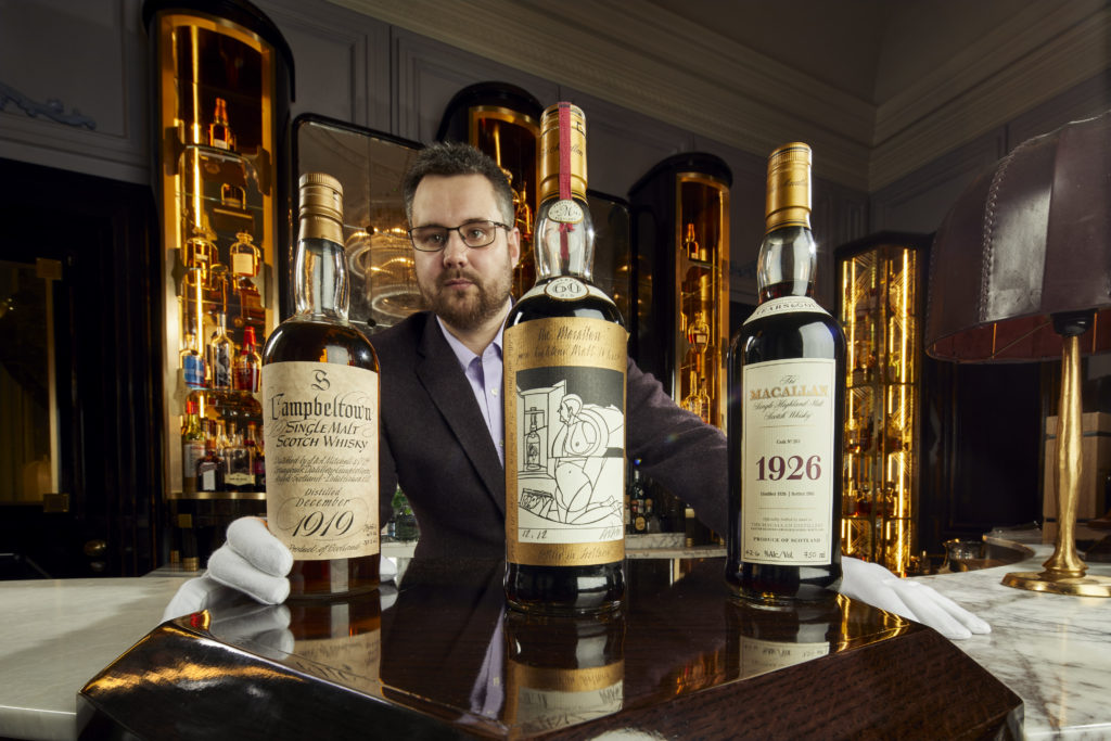 'the Perfect Collection' Of Whisky For Auction From Today photo