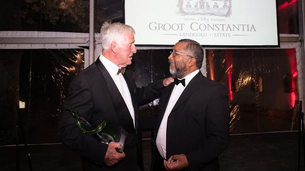 Wine And Sport Legend Jan Boland Coetzee Honoured With The 1659 Medal Of Honour photo