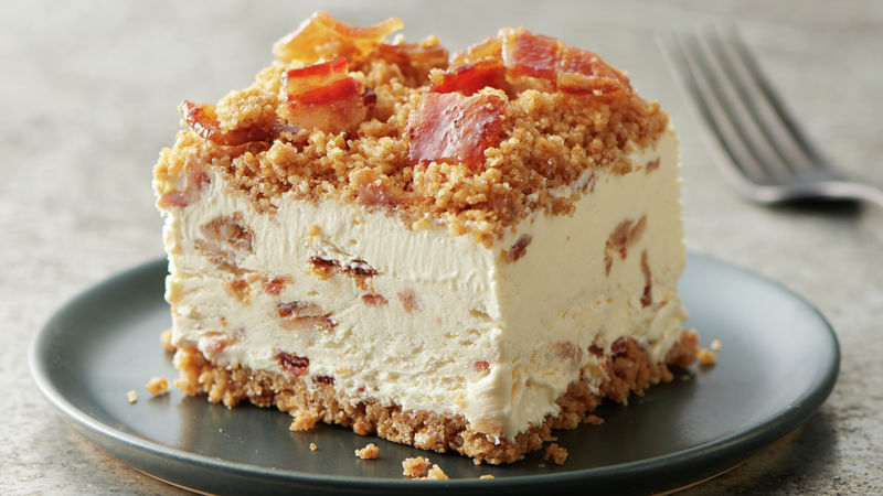 bacon crust cake Boozy Cakes To Make On #WorldBakingDay