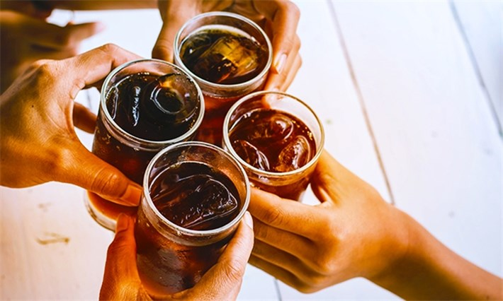 Bottomless Double Brandy and Coke photo