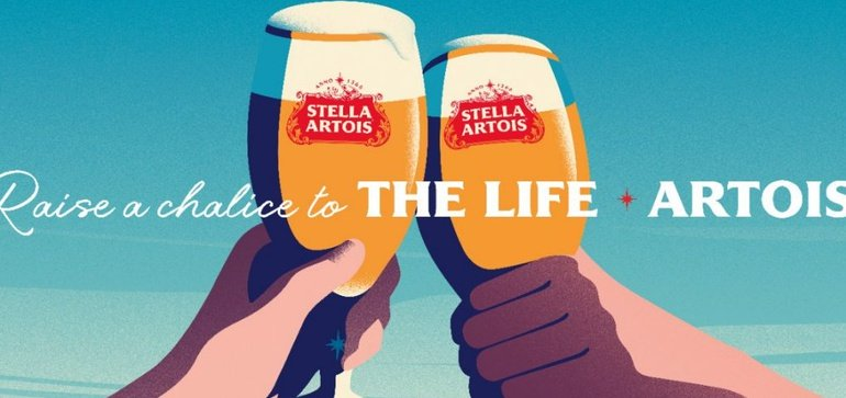 Stella Artois Pushes Romance And Experiences In Valentine's Day Spot photo