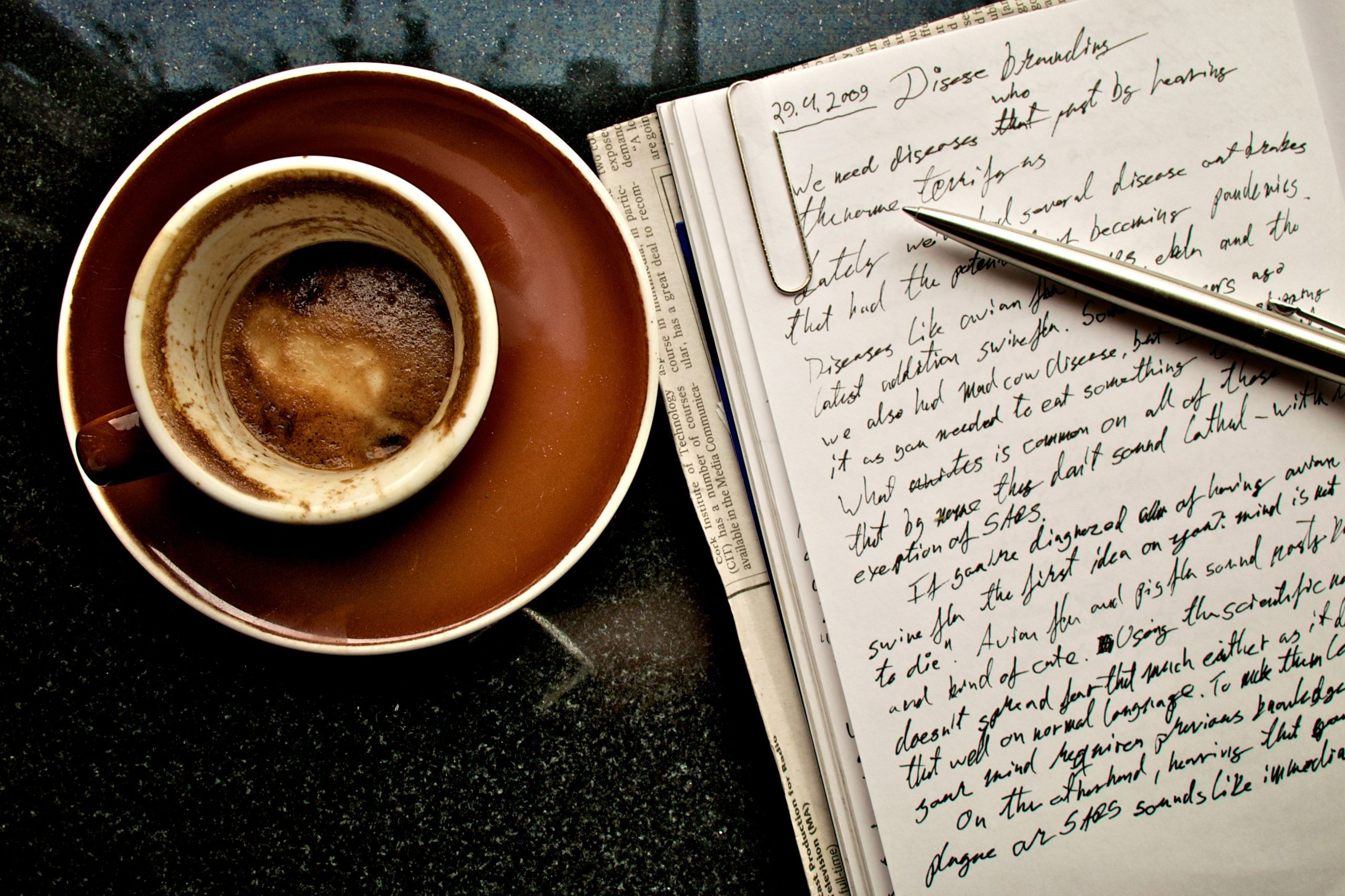 Can A Cup Of Coffee Improve Your Writing Skills? photo