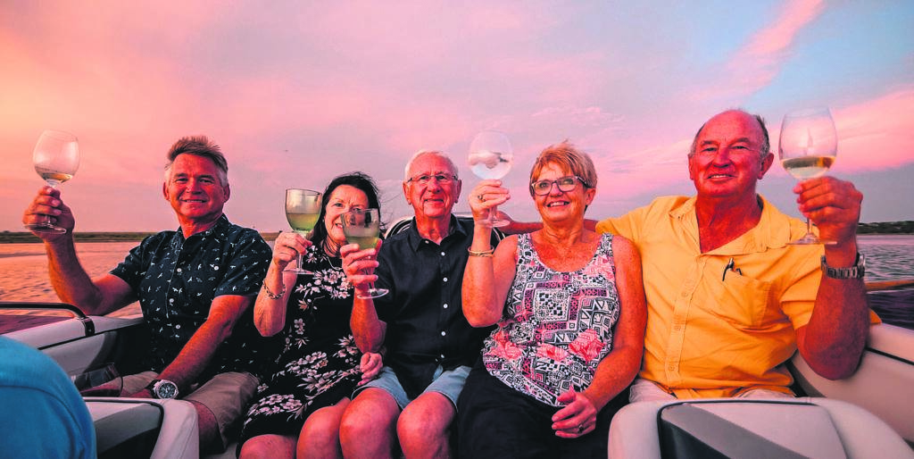 Excitement Mounts For Wine On Water Festival photo