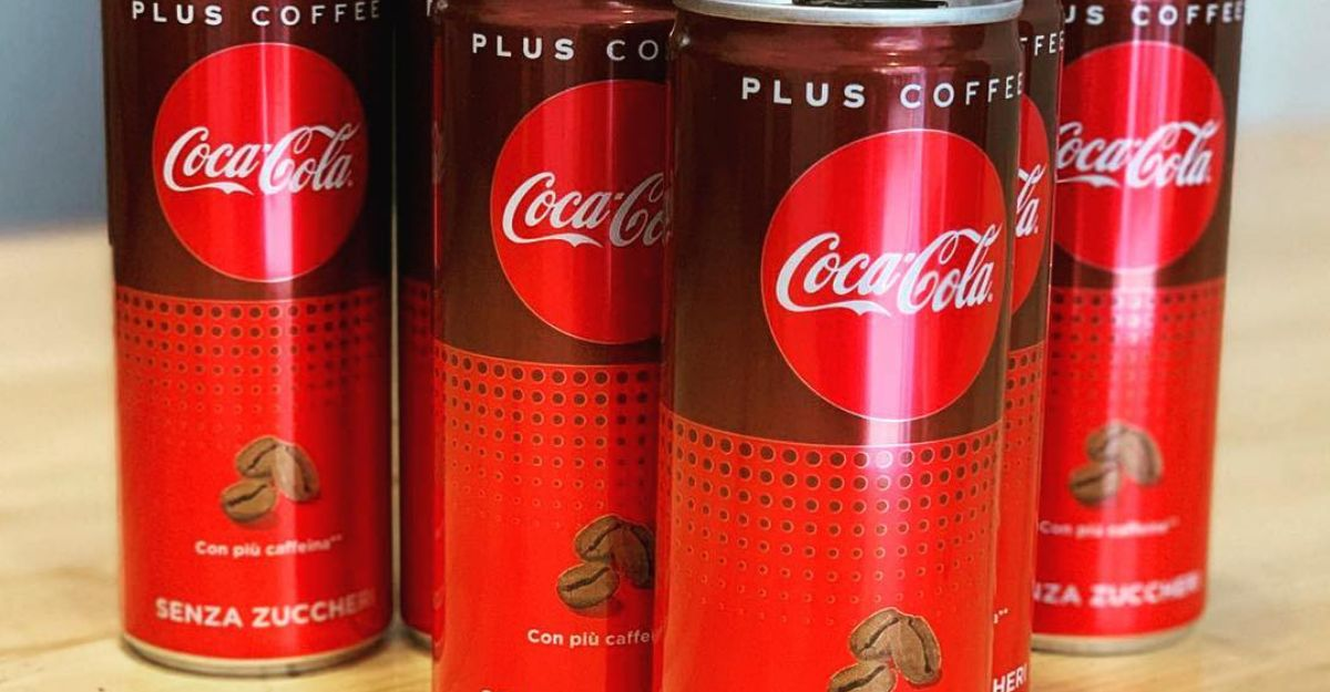Coca-cola Plus Coffee Has Enough Caffeine To Keep You Wired All Day photo
