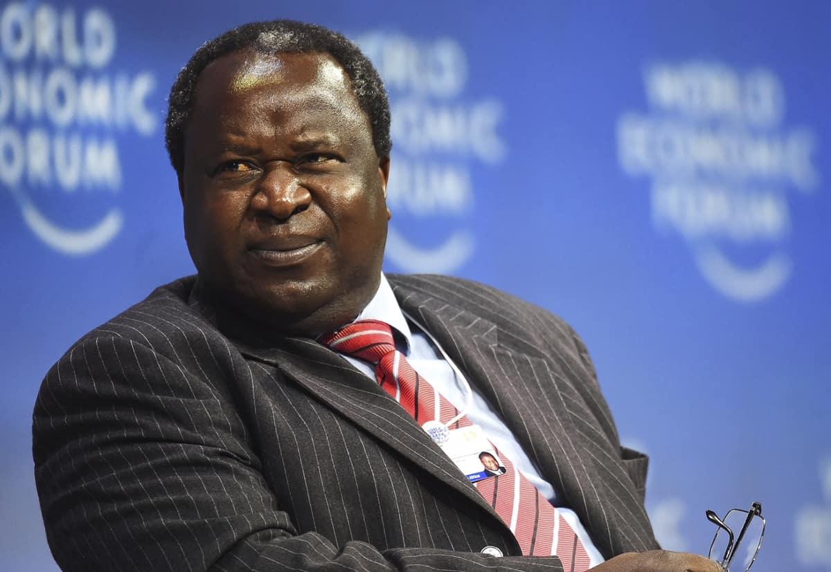Budget 2020: Can Impatient Mboweni Speed Up Urgent Economic Reforms? photo