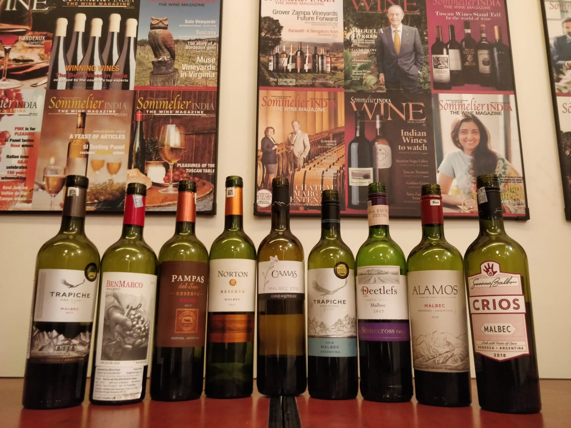 Which Wine? Malbecs Recommended By The Si/adv Tasting Panel photo