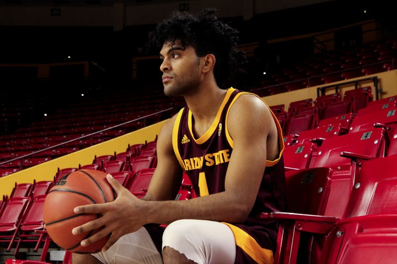 Remy Martin Leads Asu Men's Basketball In More Than Just Scoring photo