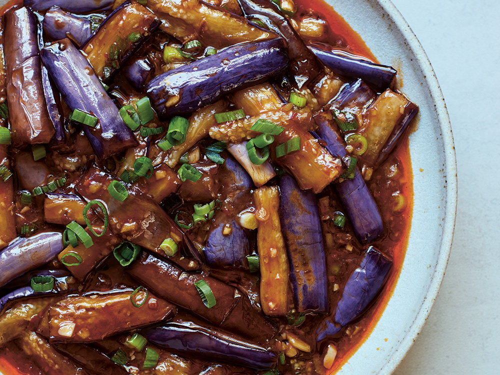 Cook This: Fish-fragrant Eggplants From The Food Of Sichuan photo