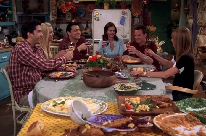 A Friends Themed Bottomless Brunch Launches In The UK photo