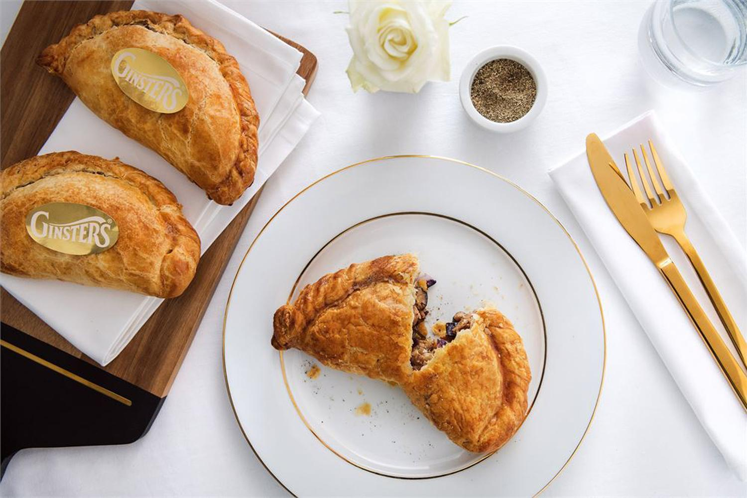 Are These The Poshest Ginsters Pasties Ever? photo