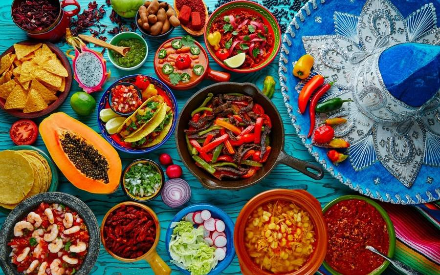 healthy mexican Why Mexican Food Is The Best Choice For A Festive Party