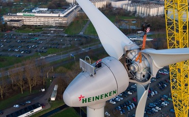 Heineken Cheers Co2, Water And Clean Energy Progress On Sustainability Goals photo