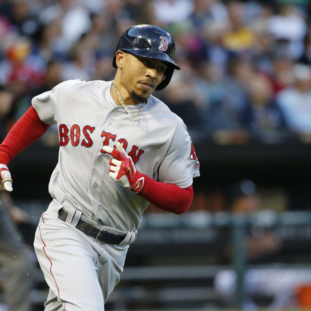 Report: Mookie Betts, David Price Traded From Red Sox To Dodgers In Blockbuster photo