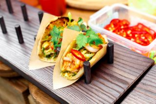 Watch: How To Make Exotic Vegetable Tacos At Home photo