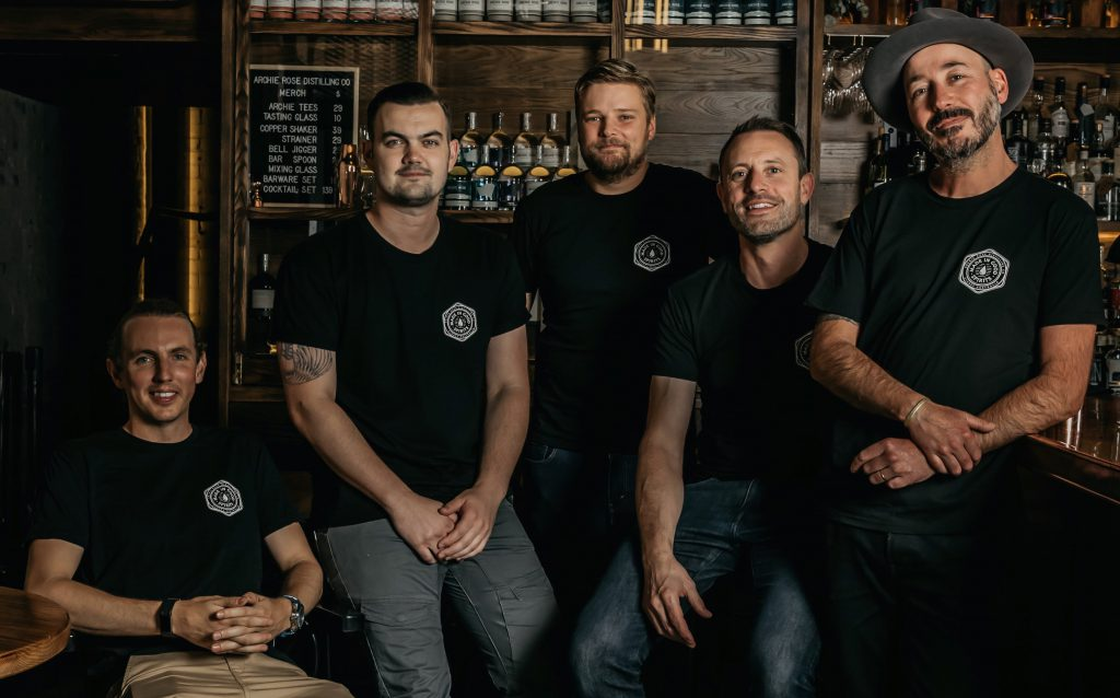 Archie Rose Distilling Appoints Brand Ambassadors photo