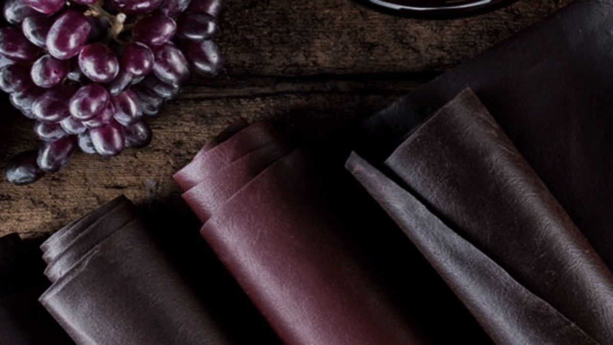 H&M To Launch Vegan Leather Made From Wine Waste photo