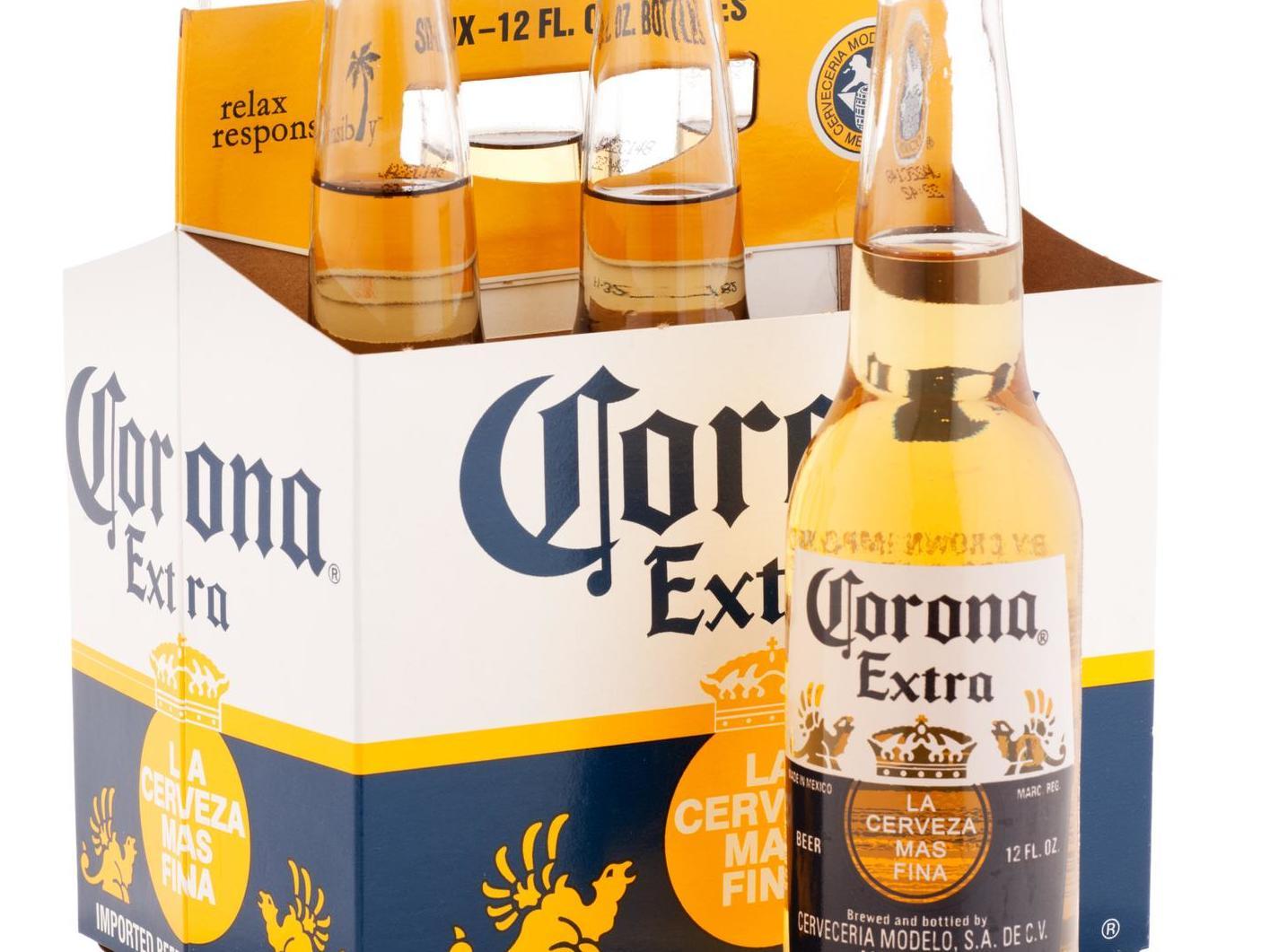 Corona Beer Company Reports £132m Loss Following Virus Outbreak photo