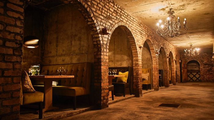kanu underground wine tasting 700x394 11 South African Wine Caves For Subterranean Sipping