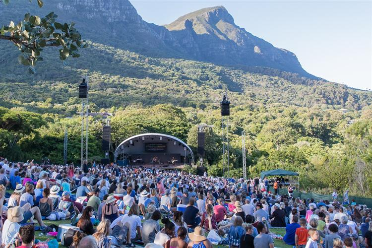 Outdoor Music Festivals In And Around Cape Town photo