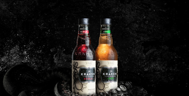 Kraken Rum Releases Premix Form photo