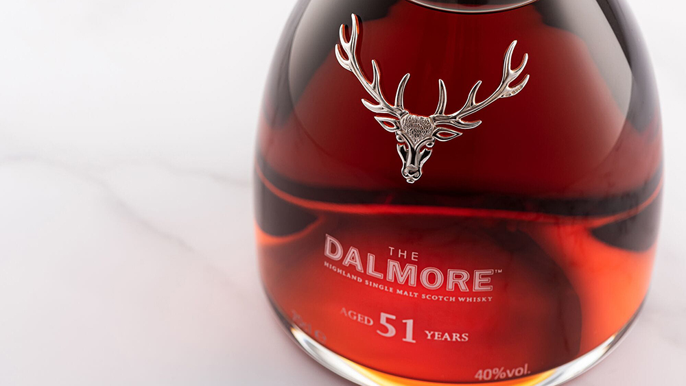 The Dalmore Releases A $71,000 Rare Whisky photo