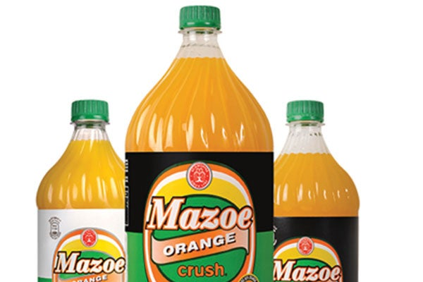 Schweppes To Resume Production Of Mazoe photo
