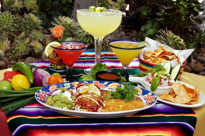 mexican 700x465 5 Of The Best Drinks To Pair With Mexican Food