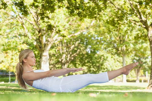 Pilates With Natura De-Alcoholised Wine At Leopard's Leap Family Vineyards photo