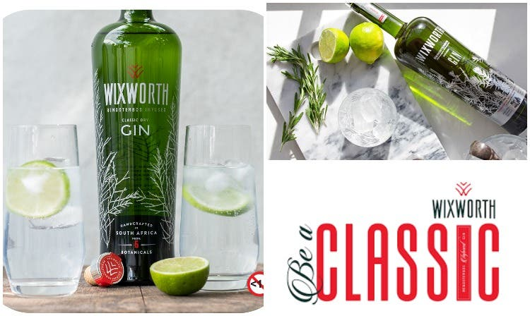 Delish! Celebrate A Classic Taste With Wixworth Gin photo