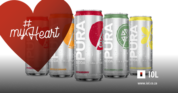Win Tickets To Cape Town Comedy Festival And Pura Soda In Iol's #myheart Competition photo
