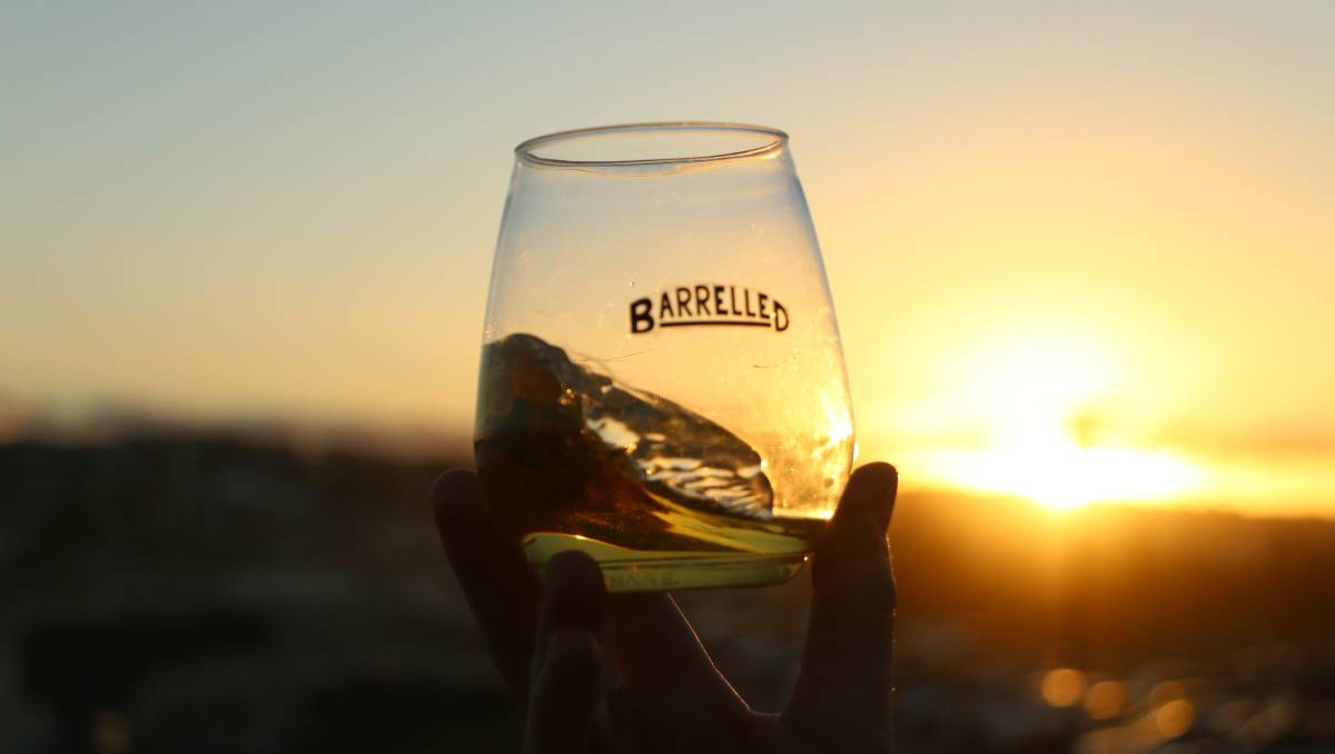 Barrelled Festival Finished Surfest 2020 With A Drop Of Fine Wine photo