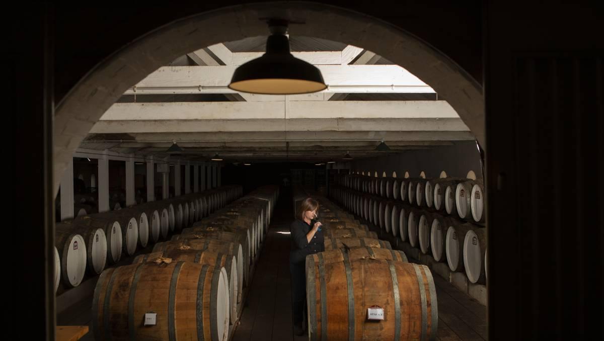 100-year-old Tawny Sent To Wine Vault photo