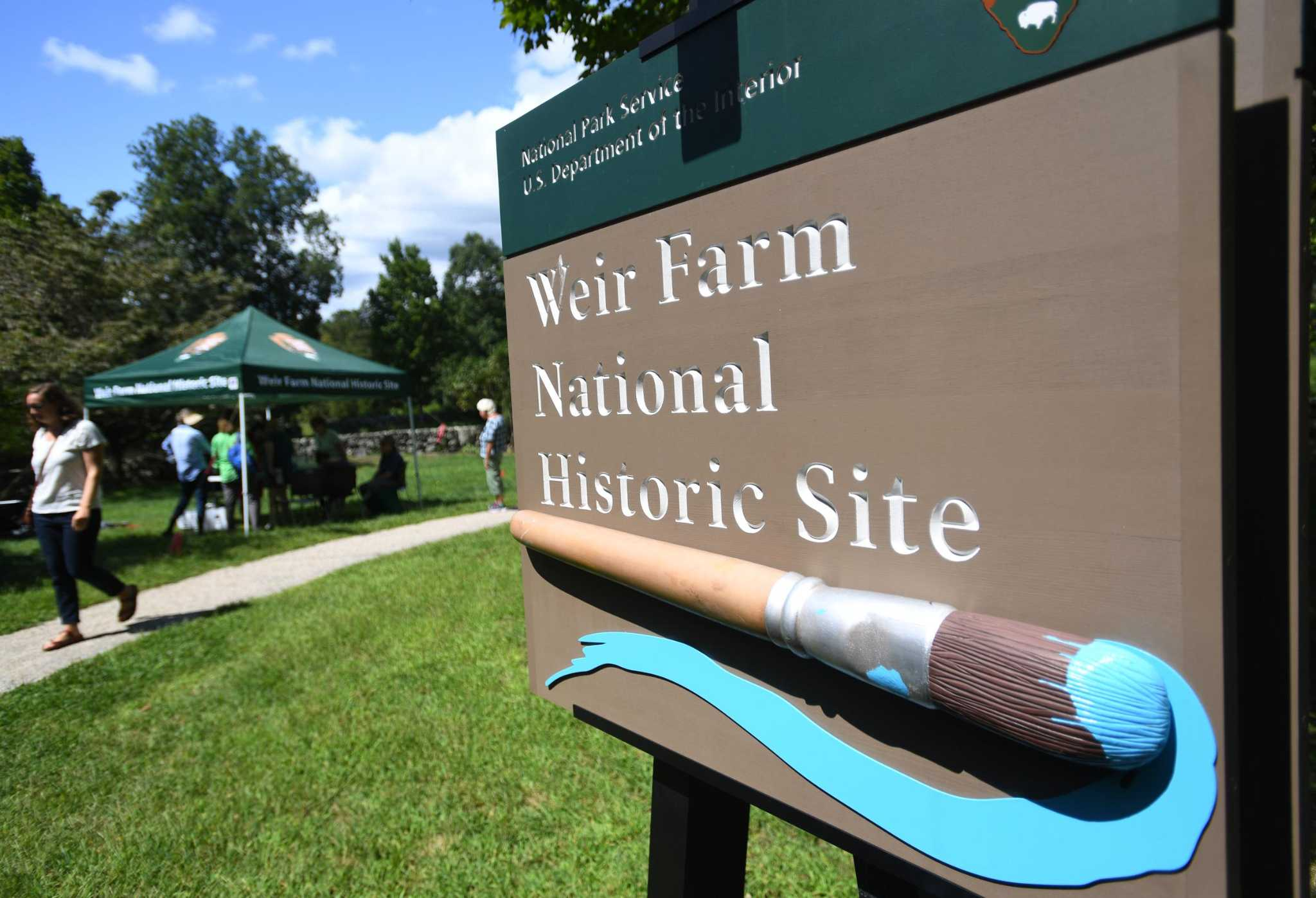 Connecticut Lawmakers Seek Federal Upgrade For Weir Farm photo