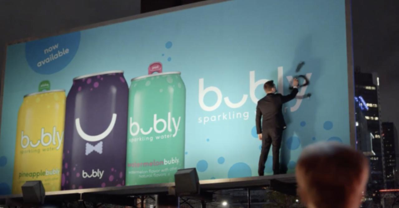 Creative Works: Featuring Bubly, Cadbury And Stella Artois photo