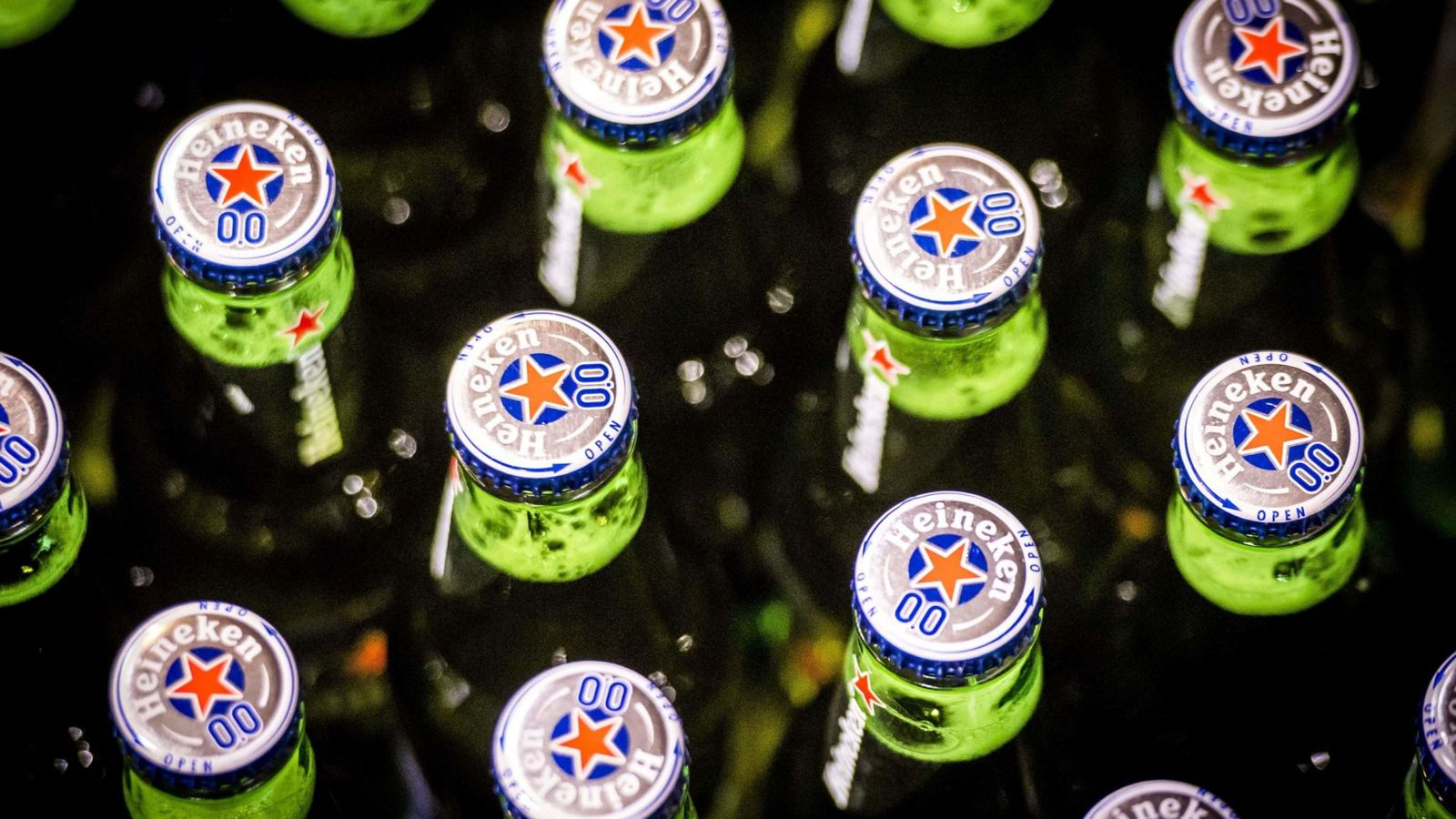 Non-alcoholic Beer Sales Help Heineken To Strongest Growth In A Decade photo