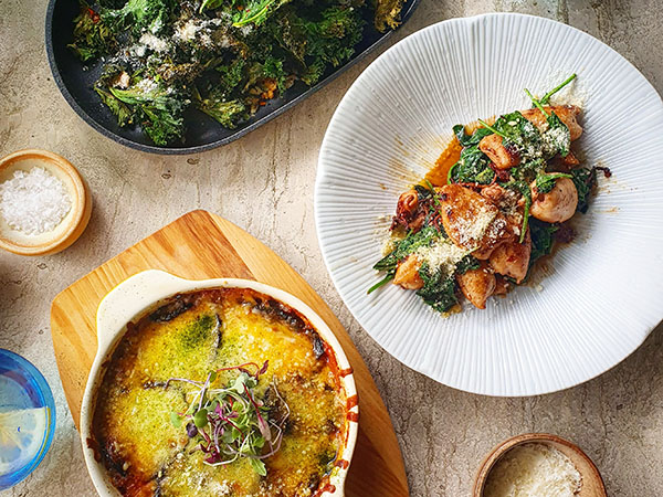Homemade Pastas And Thin-crust Pizzas At Keyes Art Mile's New Sotto Sopra photo