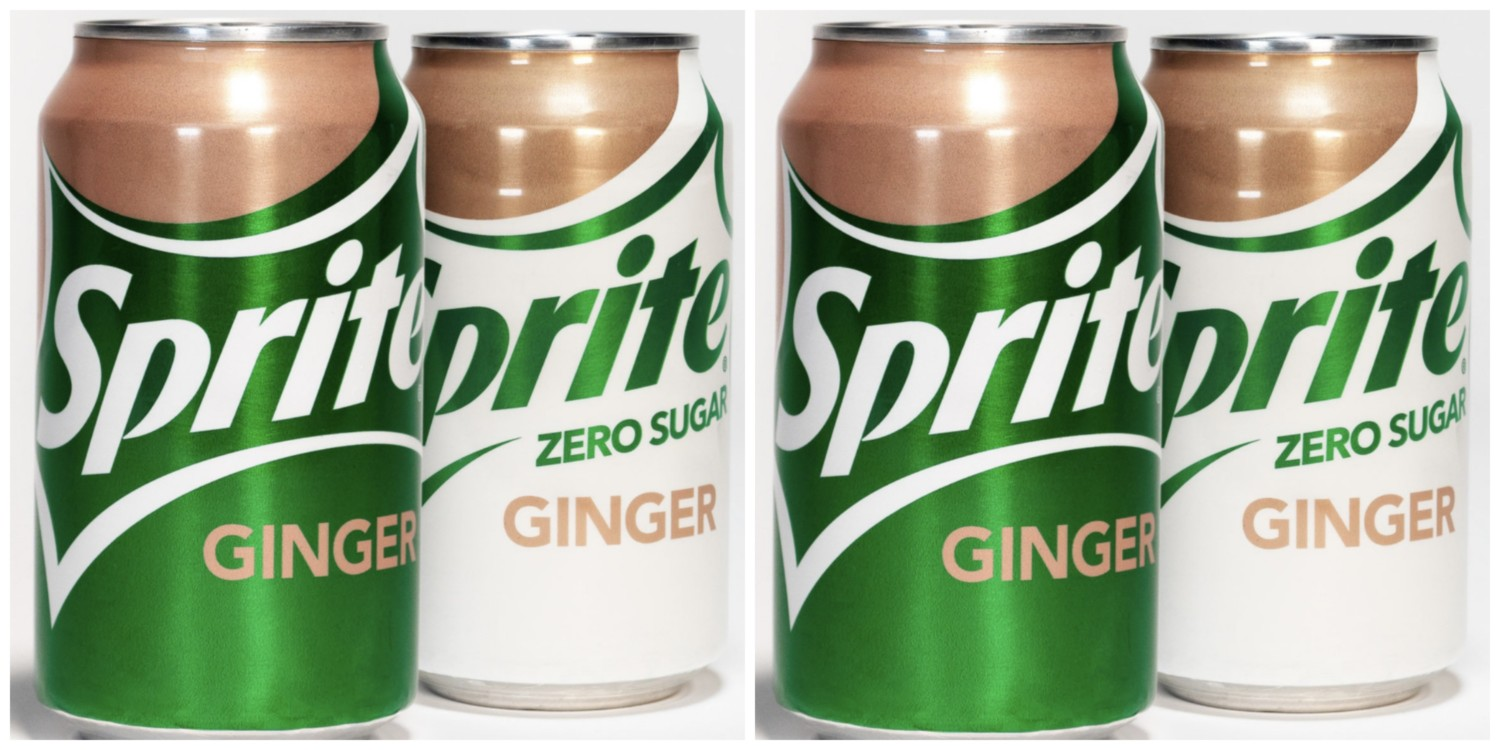 Sprite Has A New Ginger-flavored Soda—here's What We Thought Of It photo