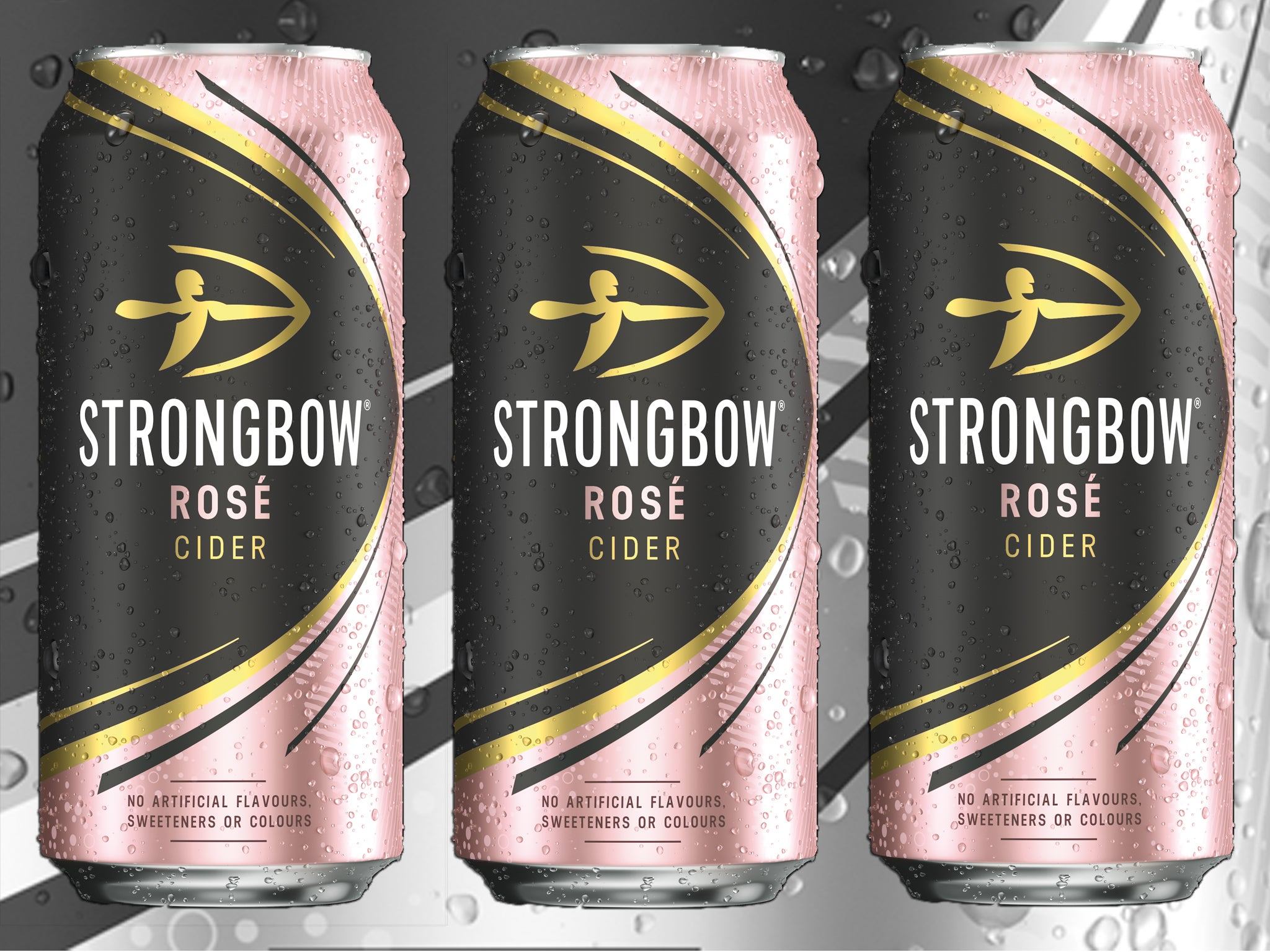 Strongbow Launches New Rosé Cider For Spring photo