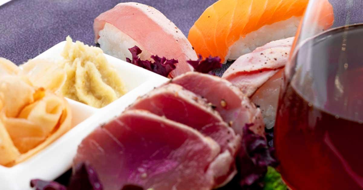 Spend Summer Eating Sustainable Sushi @ The Vineyard photo